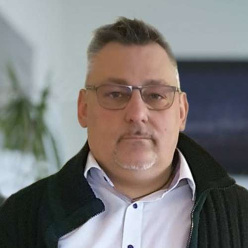 Photo of Jörg Pasternack: Sales Manager Italy & Technical Manager