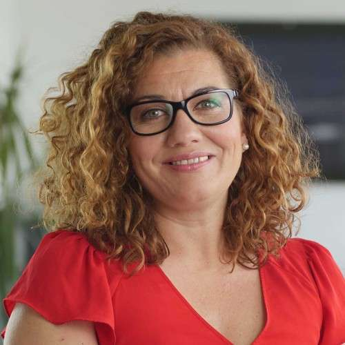 Photo of Sandra Rotoli: Sales Manager at Purchasing & Sales Department of Aribas Printing Machinery